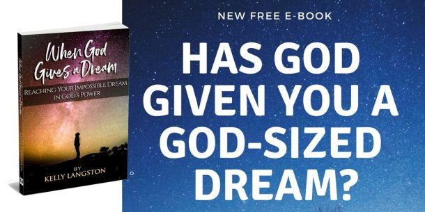 When God Gives a Dream Free Book